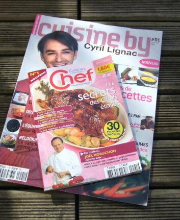 Cuisine by Lignac