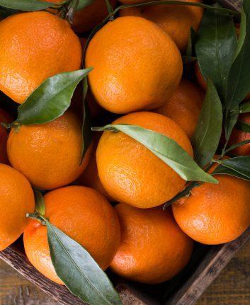 Mandarines © id-art shutterstock
