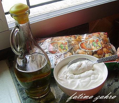 Mayo sans oeufs