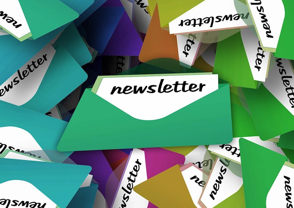 Newsletter (c) Geralt Pixapay CCO Public Domain