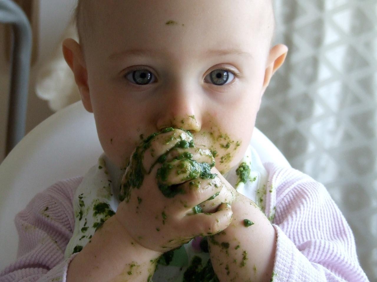 Repas bébé (c) Ajale CC0 pixabay - Public Domian