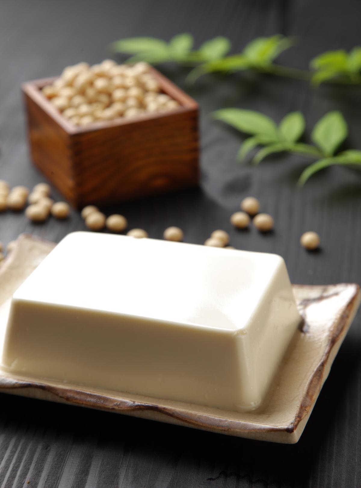 Tofu Soyeux © UV70 shutterstock