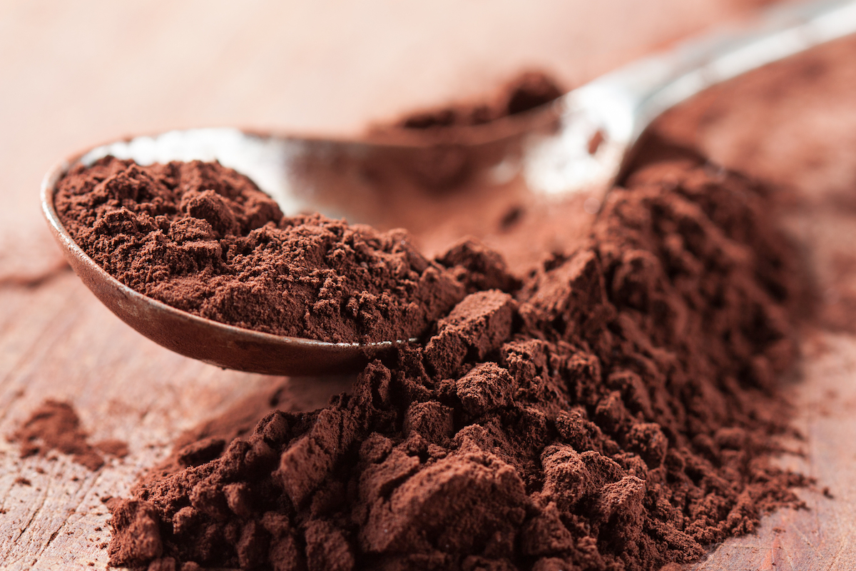 Chocolat en poudre ©martiapunts shutterstock