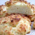 Petits pains à la farine de riz et de pommes de terre sans gluten