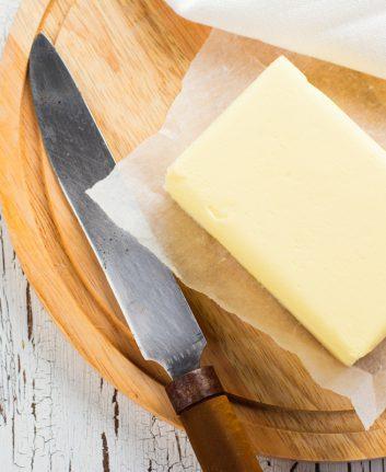 Beurre salé ©Ekaterina Markelova shutterstock