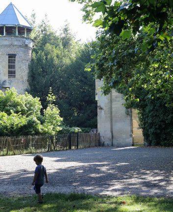 Parc Rivière - ©Bordeaux.fr