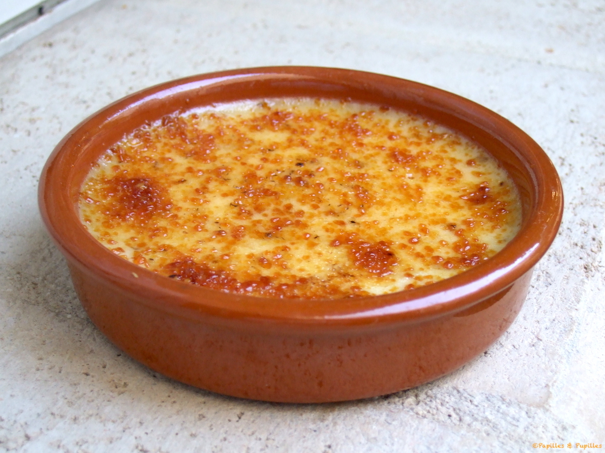Fer à Cheval - Servido Menu (Takeaway, Delivery) - Crème brûlée