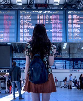 A l'aéroport ©JESHOOTScom CC0 Pixabay