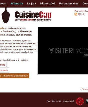 Cuisine Cup 2007 - Atelier des Chefs