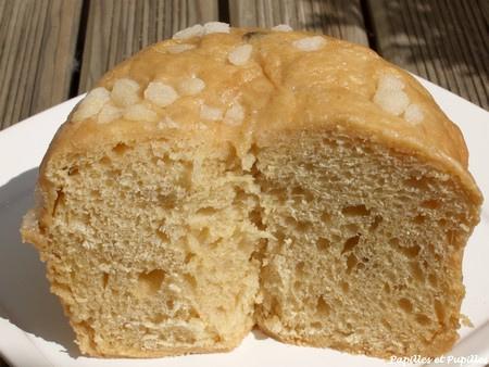 Le pastis d'Amélie tranché