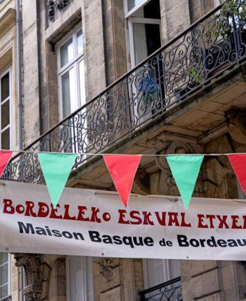 Maison des basques de Bordeaux