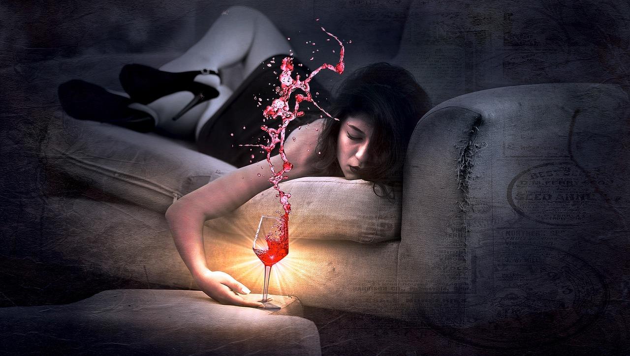 Et le vin dans tout cela (c) Kellepics CC0 Pixabay