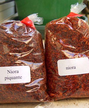 Niora et Niora piquante