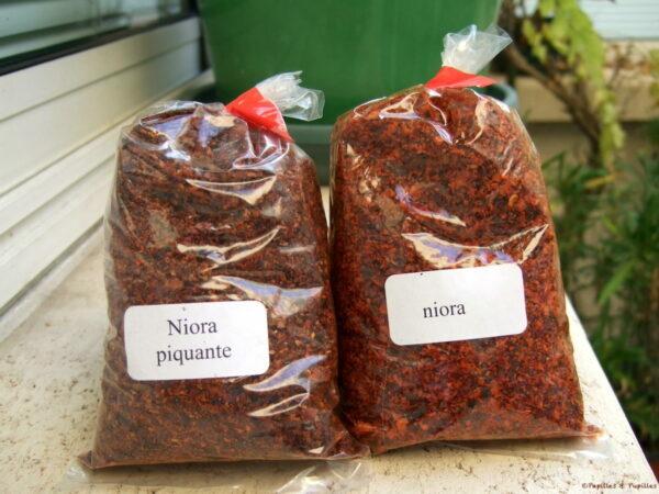 Niora piquante et Niora