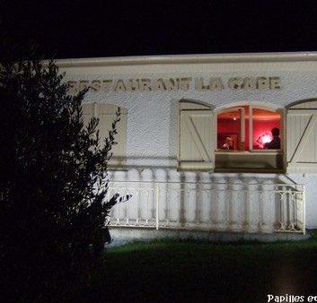 Restaurant la Cape