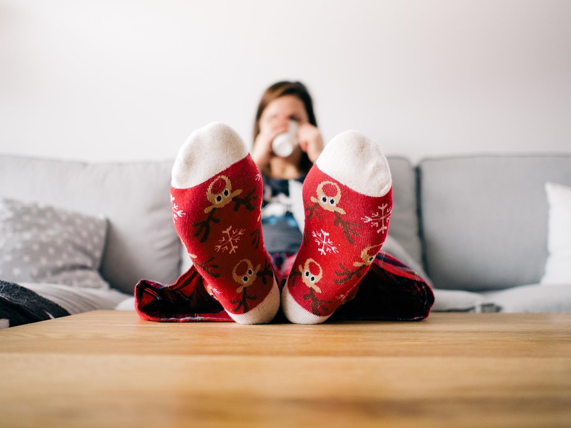 Joyeuses fêtes ©tookapic CC0 Pixabay