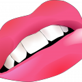 Bouche ©Clker-Free-Vector-Images CC0 pixabay