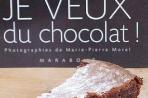 Gâteau au chocolat fondant de Nathalie