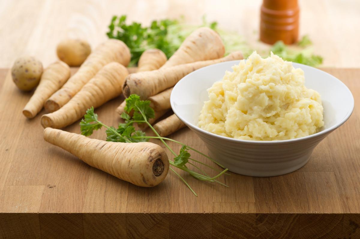 Purée de panais et de pommes de terre ©Barbro Bergfeldt shutterstock