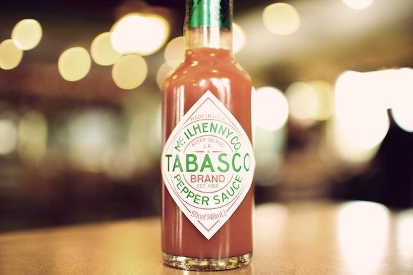Tabasco ©Mike Saechang licence CC BY-SA 2.0