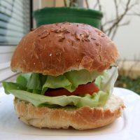 Hamburgers à l'orientale