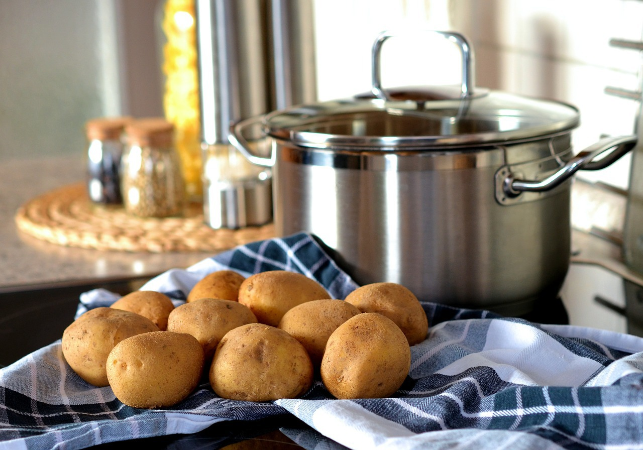 Pommes de terre ©Congerdesign CC0 Public Domain Pixabay