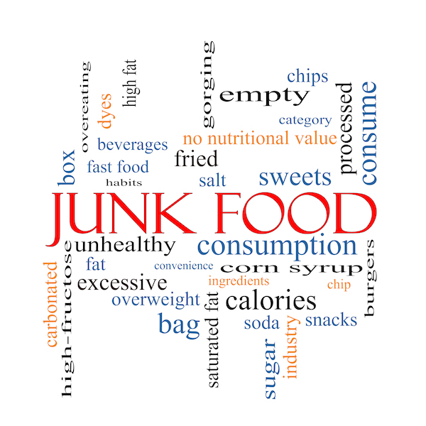 Junk Food ©Keith Bell shutterstock