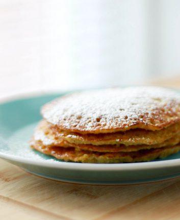 Pancakes sans oeufs (c) Stocksnap CC0 Pixabay
