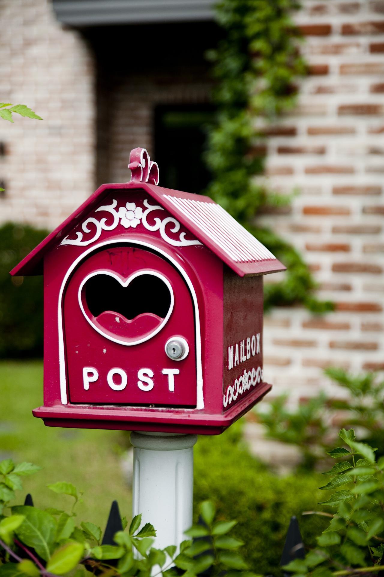 Boîte aux lettres ©HeungSoon