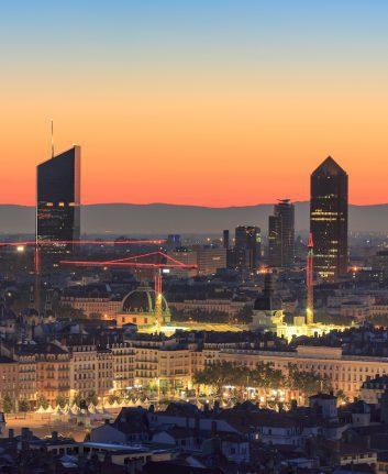 Lyon ©Sander van der Werf shutterstock