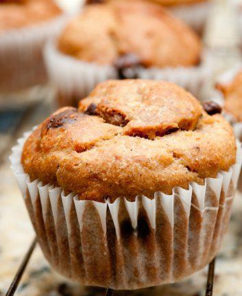Muffins au chocolat et à l'orange sans oeufs sans lait ©farbled shutterstock