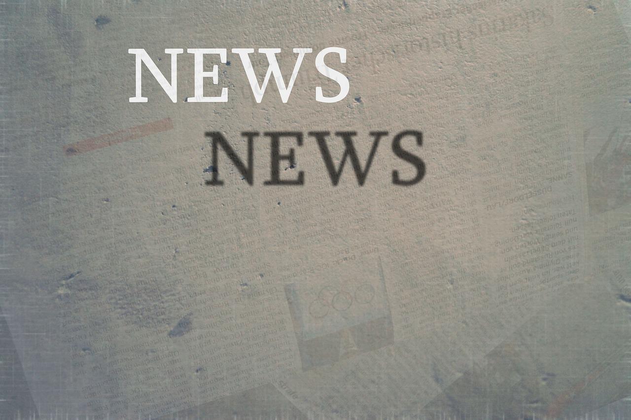 News (c) MIH 83 CC0 public domain pixabay