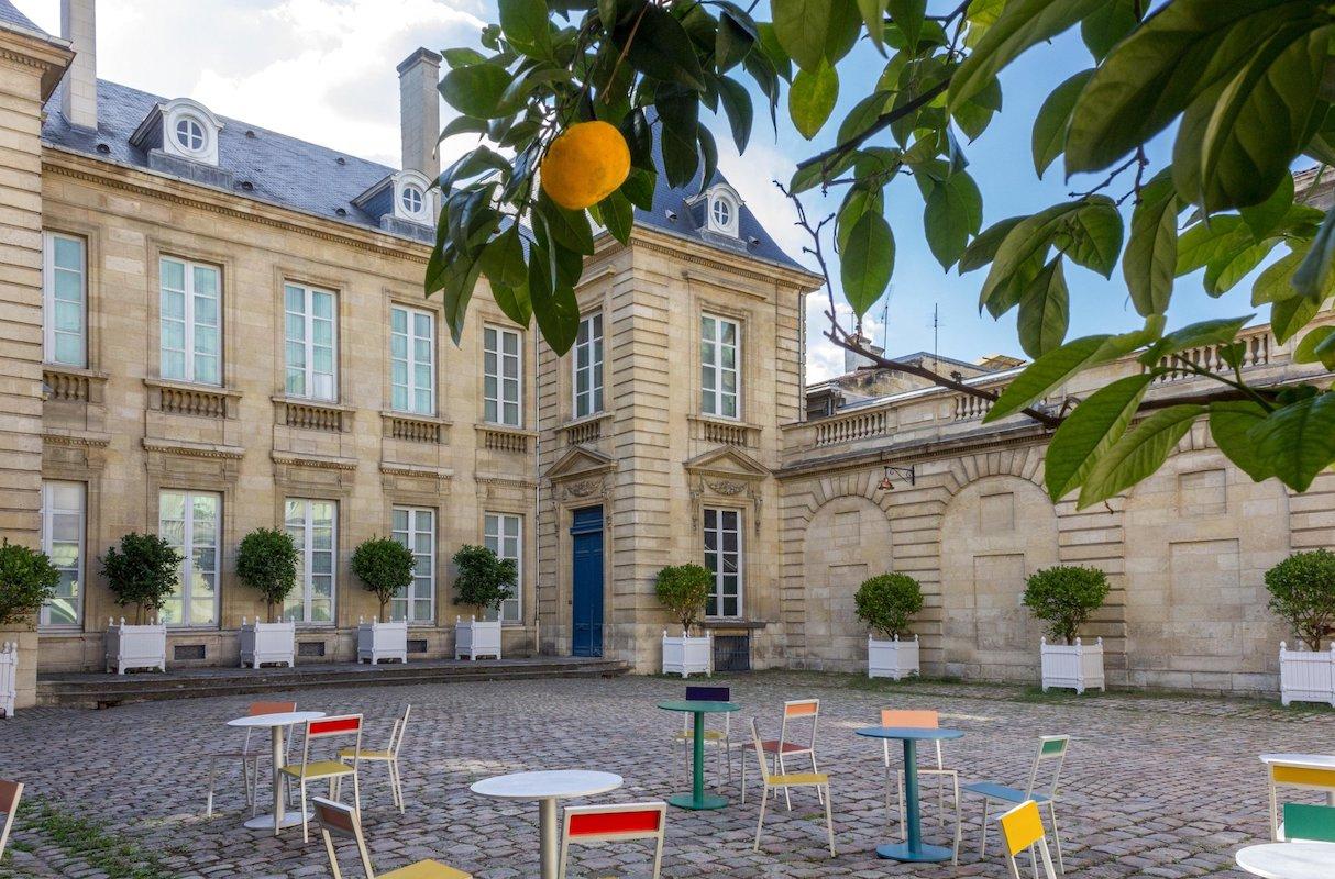 Restaurant du Musée des Arts décoratifs - Bordeaux ©madd-bordeaux - F. Griffon