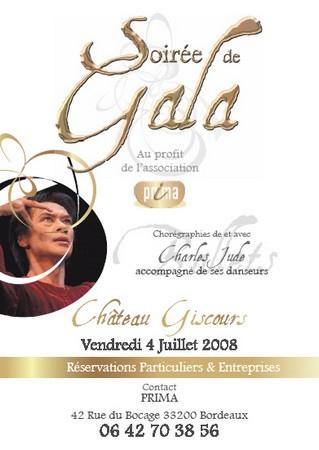 soirée de Gala Prima