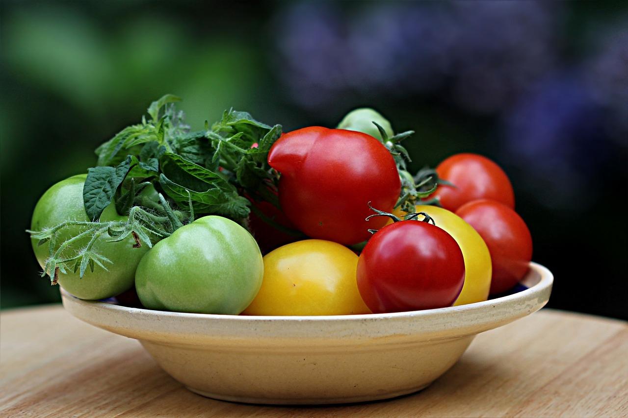 Tomates (c) Oldie Fan CCO Pixabay Public domain