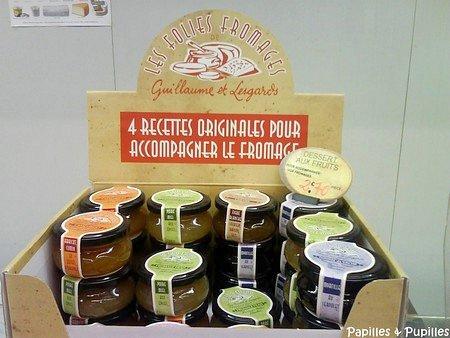Les folies fromages de Guillaume et Lesgards