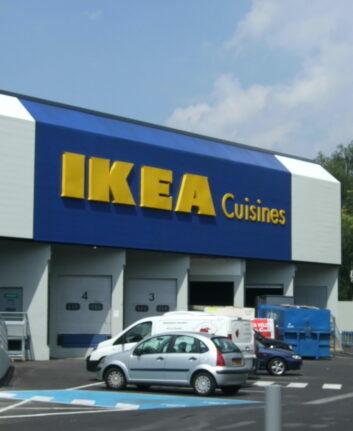 Ikea cuisines