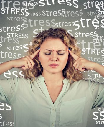 Stress ©pathdoc shutterstock