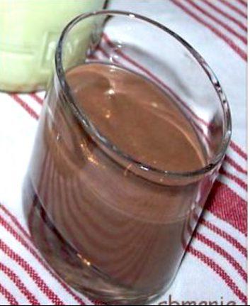 Crème chocolat tofu