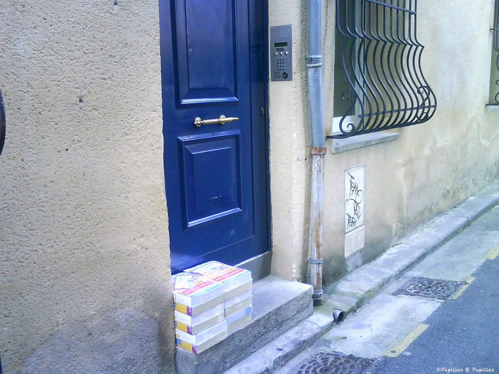 Distribution d'annuaires