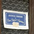 Avenue Thiers, le bon goût d'Aquitaine