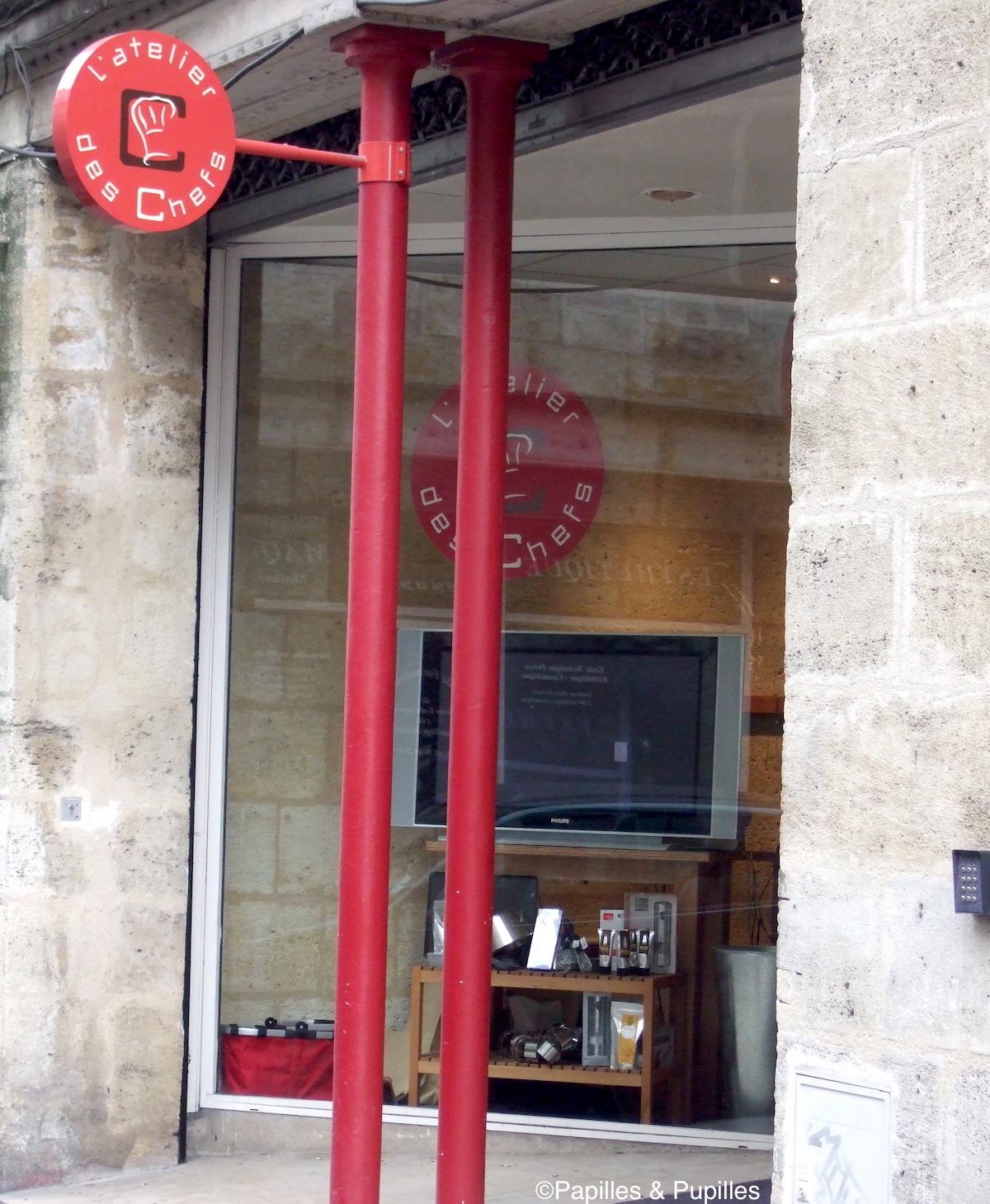 Atelier des Chefs Bordeaux