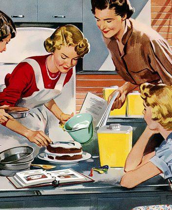 Cuisine maison (c) ArtsyBee CC0 Pixabay