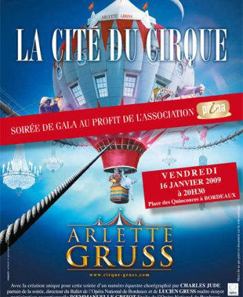 La cité du cirque