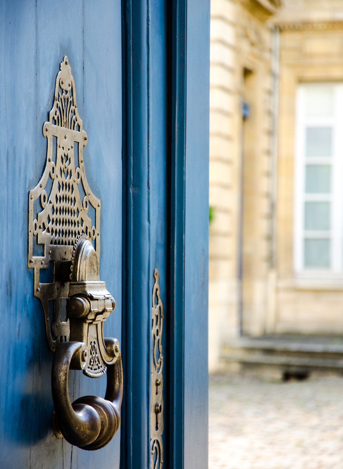 Porte, Bordeaux ©MickaelLG33 shutterstock