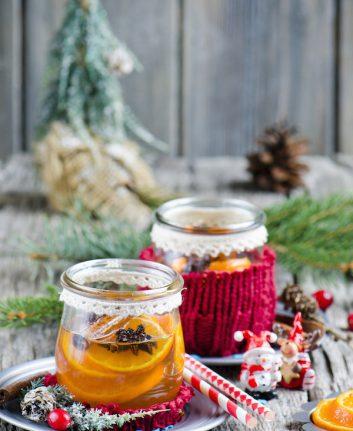 Verrines de Noel (c) Ulyana Khorunzha shutterstock