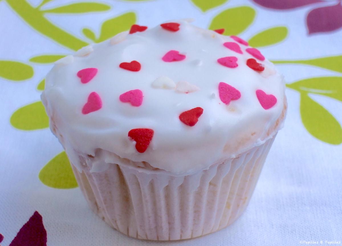 Cupcakes des amoureux
