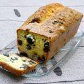 Cake au Comté et aux fruits secs