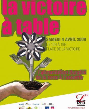 La Victoire A Table