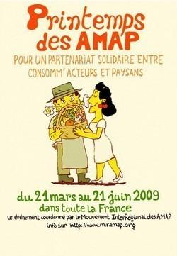 Printemps des AMAP